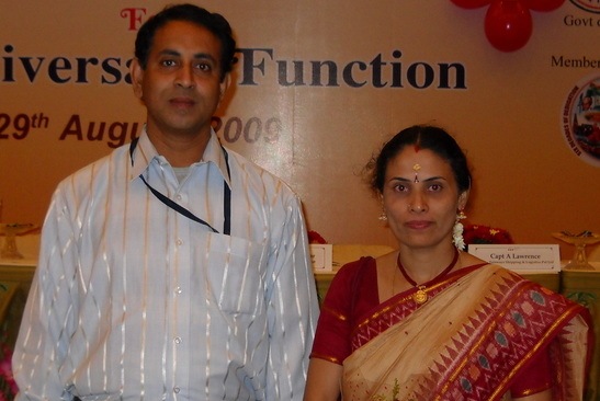 Mr. L.S.Ramesh and Sridevi